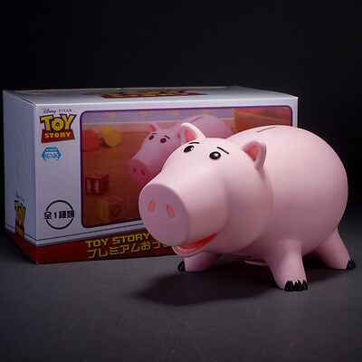 Hot Toy Story Hamm 12 cm Figure Coin Bank Money Box Piggy Bank Toy New Xmas Gift
