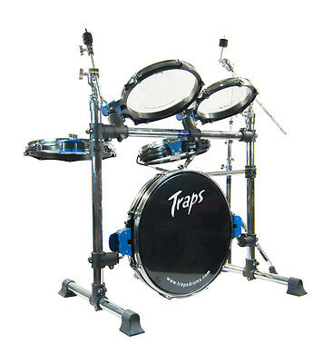 Traps A400 NC Acoustic Drum Kit (no cymbals)(NEW)