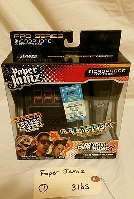 Wow Wee Wowwee Paper Jamz Pro Mic Series