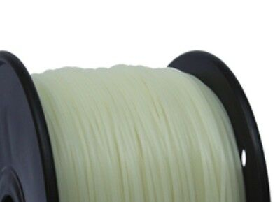 Consommable imprimante 3D - Filament PLA 1,75 mm - Glow in dark Green