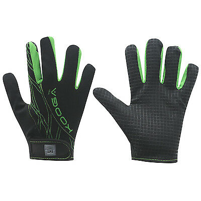 Kooga Mini/Junior Rugby Full/Long Fingered Silicon Grip Gloves/Mitts/Mits 6-13yr