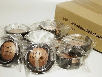Lot of 24 Lorac Tantalizer Deluxe Travel Size Baked Face & Body Bronzing Powder