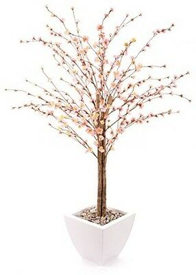 Closer To Nature Artificial 5ft Pink Japanese Cherry Blossom Tree - Artificial