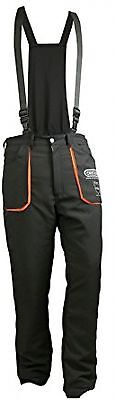 Oregon Yukon 295445/M Chainsaw Safety Protective Bib And Brace Trousers - Type A
