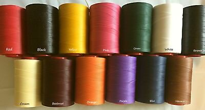 Ritza 25 Tiger Thread Braided Polyester 0.6mm | 25m 50m | Various Colours