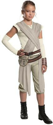 Star Wars: The Force Awakens Child's Deluxe Rey Costume