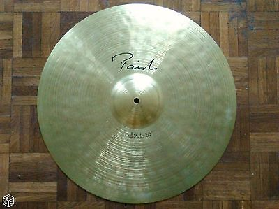 Occasion - Cymbale Paiste Signature Line Full Ride 20""