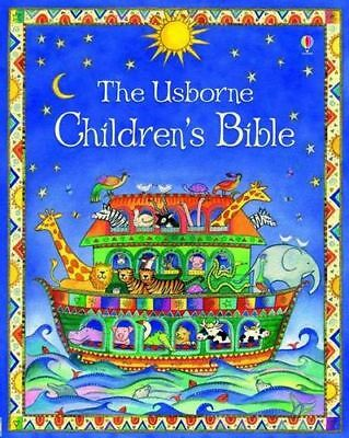 NEW The Usborne Children's Bible By Heather Amery Hardcover Free Shipping