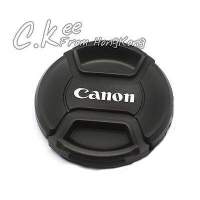 55mm Snap-on Lens Cap for Canon Camera 55mm