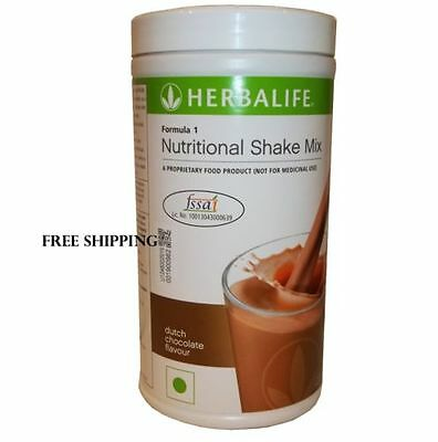 HERBALIFE F1 Shake Dutch Chocolate Flavor 500g Weight Loss AU