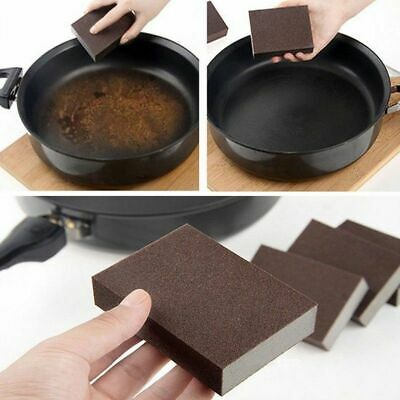 Clean Easy Kitchen Tools Brown Sponge