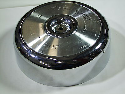 Harley Davidson Luftfilter Deckel Cover Aircleaner Cover EVO Big Twin