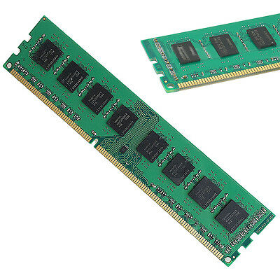 NEW 4GB DDR3 PC3-12800 1600MHz Desktop DIMM Memory RAM 240pins For AMD System