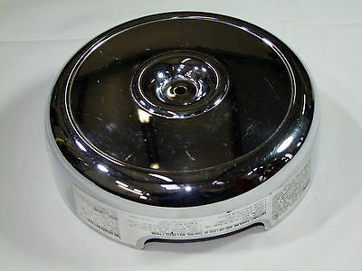 Harley Davidson Deckelcover Aircleaner Aircleaner Cover EVO Big Twin Multi Fit