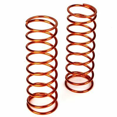 Losi 5ive-T Rear Orange Springs 10.7 Rate (2) - LOSB2973