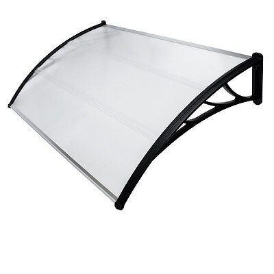 100/120/150/240/300/360/450 Cm Panel Canopy Door Protection Polycarbonate Awning