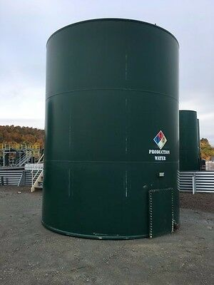 12,600 Gallon Vertical API-12F Flat Bottom Storage Tank