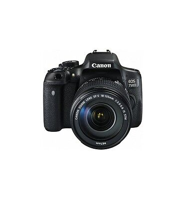 Canon EOS 750D Kit + 18-135mm IS STM