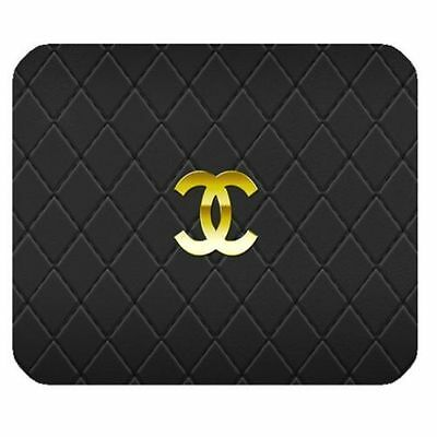 New Chanel Style Mouse Pad Mats Mousepad Hot Gift