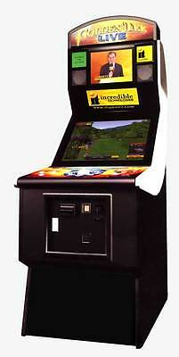 Golden Tee Cabinet Conversion Kit Turnkey Business ****LAST PRICE REDUCTION****!