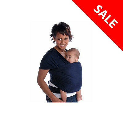 Colors Baby Sling Stretchy Wrap Carrier Breastfeeding Birth To 3Yrs Adjustable