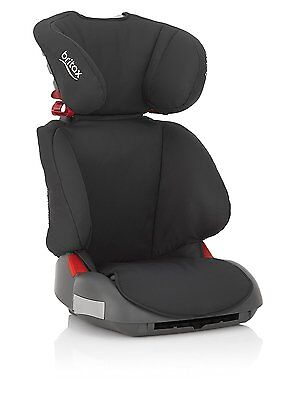 Britax Romer Adventure Highback Booster Car Seat Group 2/3 4-12 Years - Black