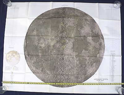APOLLO 1961 SPECIAL STUDY of MOON SURFACE Precursor to the Apollo Program 3 Maps