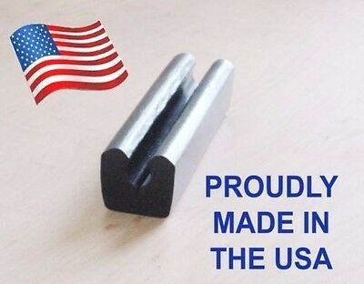 Premium Quality Rubber Vise Clamp For Golf Club Shafts, Regripping,