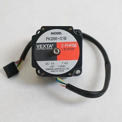 Vexta PK266-01B Stepping Motor - Oriental Motor Co