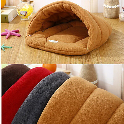 Large Medium Small Pet House Dog Bed Puppy Cushion Pet Soft Warm Cat Kennel