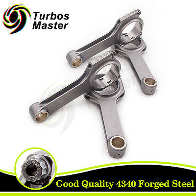 For 99-07 Suzuki GSX1300R Hayabusa 1300 Gen 1 Racing Connecting Rod Conrods