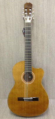 Full Size Nylon-String Classical Guitar DIY your own EQ/Strap Pin