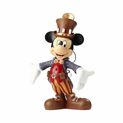 Disney Showcase Steampunk Mickey Mouse New 4055794