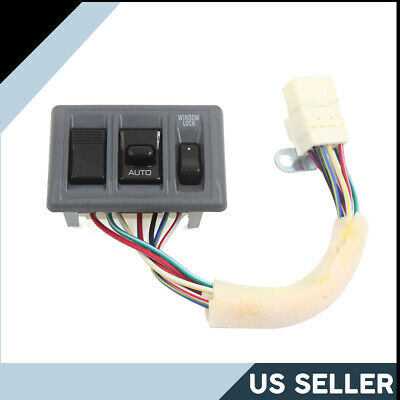 uxcell/® Electric Power Window Switch for 2003-2008 Ford Crown Victoria 5L1Z-14529-BA