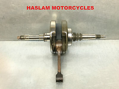 suzuki an400 burgman 2003 -2006 crankshaft & con rod