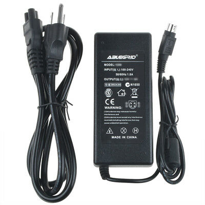 Generic 4-Pin AC Adapter For ADT ADT16E ADT9E DVR DC Power Supply Cord Charger