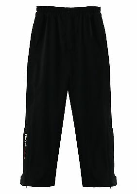 ProQuip Mens Large Ultralite Europa Trouser Black Golf Clothing Waterproof -Golf