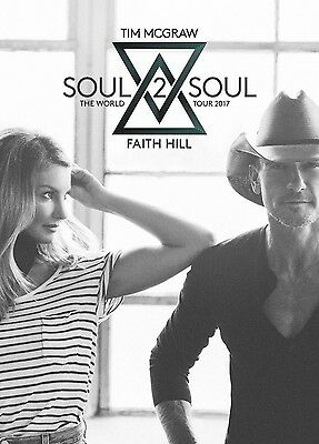 Soul2Soul Tour: Tim Mcgraw and Faith Hill