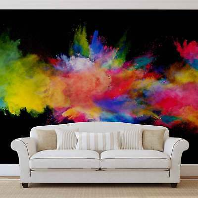 WALL MURAL PHOTO WALLPAPER XXL Colour Explosion (3496WS)