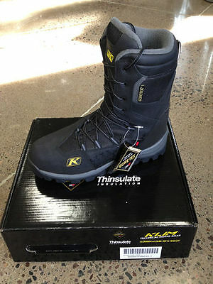 Klim Men's Adrenaline Gtx Boot Sizes: 8 9 10 11 12 13 14