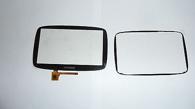 TomTom Go 500, Go 5000 Touch Screen Digitizer Glass Replacement Part