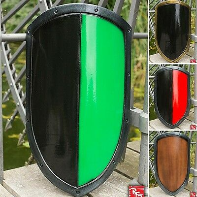 Latex Kite Shield 4 Colours - LARP Shield - Ideal For Roleplay Events / Games