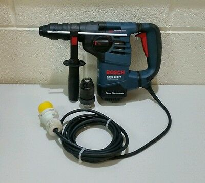 Bosch GBH 3-28 DFR Professional Rotary Hammer with SDS-Plus 110v (M)