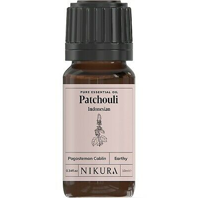 PATCHOULI (INDONESIAN) ESSENTIAL OIL - 100% Pure and Natural (Aromatherapy)