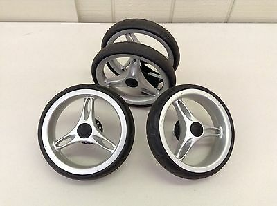 Baby Jogger City Mini Tire Replacement Set Front and Back Tires.