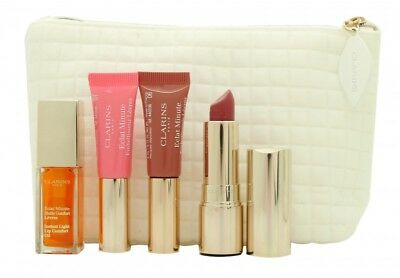 Clarins My Sparkling Lips Collection Gift Set 2 X 5Ml Instant Light Lip Perfecto