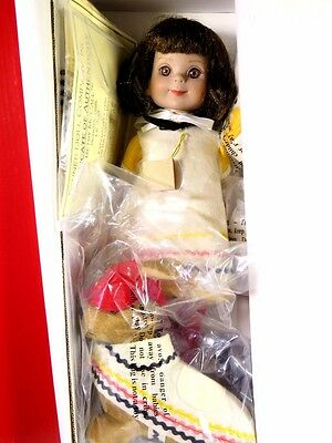 "Nib Betsy Mccall Doll 14"" School Girl Tonner Only 300 Made!"