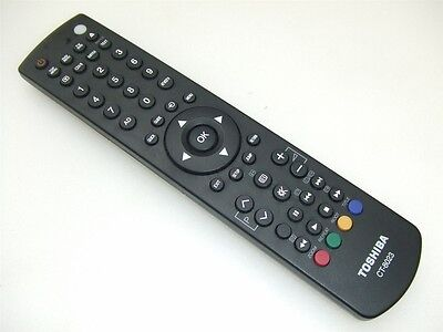Genuine Replacement Remote Control for Toshiba CT8035 / CT8041