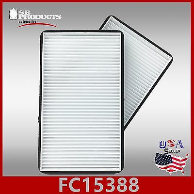Fc15388 Cf8791A 24805 Cabin Air Filter ~ 01-02 C3500Hd 02 Escalade & Avalanche