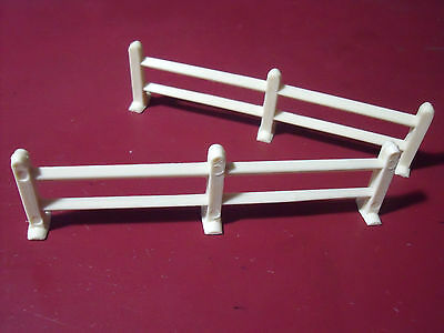 2  Barrieres Pour  Garage  Station  Shell  Mgf/ Fraignier   Vroom  Repro  1/43
